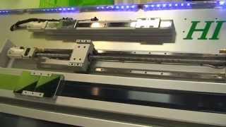 видео линейные направляющие hiwin