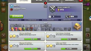 How xmod works on clash of clans