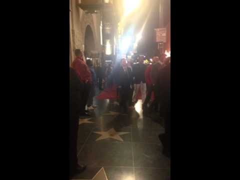 Taye Diggs  The Best Man Holiday movie premiere  Hollywood