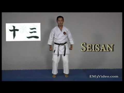 Karate Shito Ryu Kata  DVD Set Vol-5 By Kunio Miyake