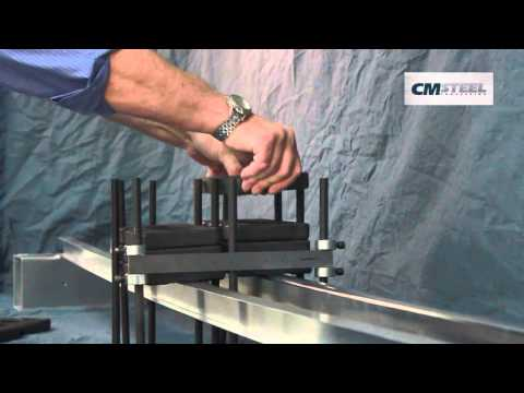 I-beam vs. Roll Form