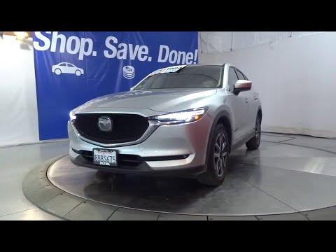 2018 Mazda CX-5 Fresno, Bakersfield, Modesto, Stockton, Central California J0323142HRW