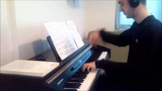 Željko Joksimović - Nije do mene (Piano cover)
