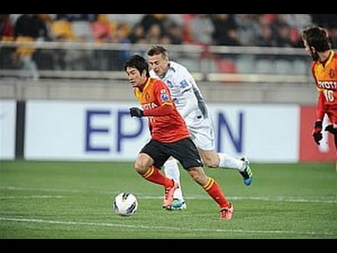 Tianjin Teda vs Nagoya Grampus: AFC Champions League 2012 (Group Stage MD3)