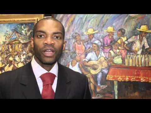 Harlem Fine Arts Show Featured Artist:  Yves Deshommes Art Gallery