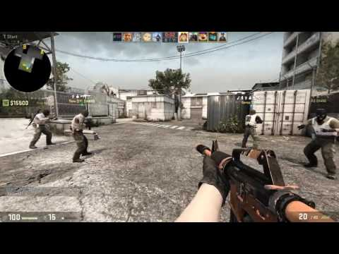 SovietWomble Counter Strike Global Offensive [Stream 25.1.2017]