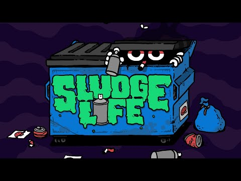SLUDGE LIFE - Available Now for Free on Epic Games Store