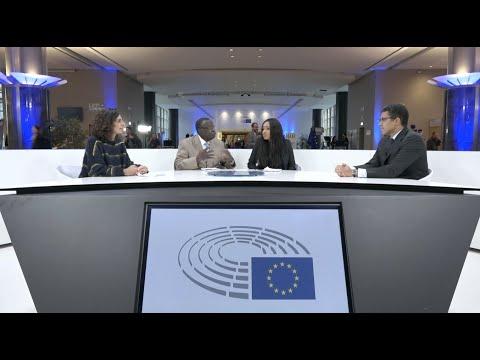 AFRIKA EUROPA : Sindika Dokolo appelle à la transparence des élections en RDC