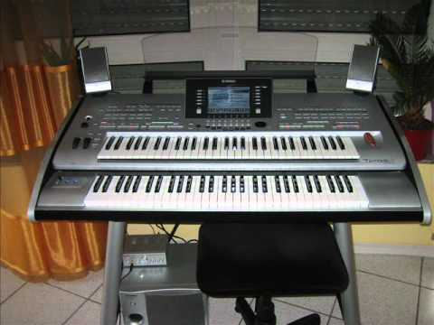 yamaha tyros 4 3 big 2 x61 tasten youtube. Black Bedroom Furniture Sets. Home Design Ideas