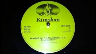 Barrington Levy - Minibus (On The Telephone) + Version
