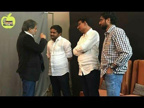 Hardik Patel & Alpesh Thakor, Jignesh Mevani || Live Interview .