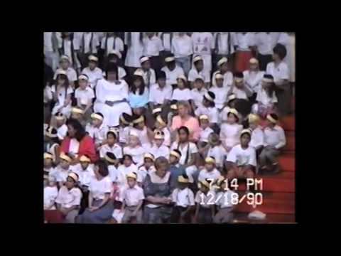 Kahuku Laie Hauula Elementary School Christmas Performance, BYUH CAC, December 18, 1990