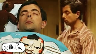 CAN'T Get OUT Of Bed BEAN | Mr Bean Full Episodes | Mr Bean Official