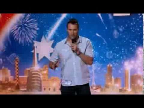 Australia's Got Talent 2011, Ben Price Comedian