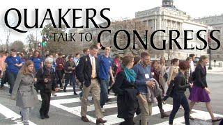 Why Climate Change Is an Issue of Faith: Quakers Lobby Congress