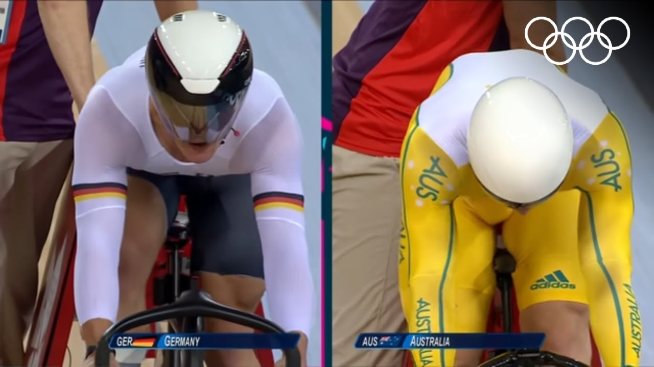 Germany Secure Bronze - Men's Team Sprint | London 2012 Olympics