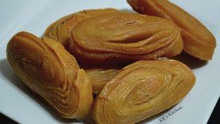 Video Madatha Kaja I Khaja Recipe | Chirote  | Indian Sweet Recipe download MP3, 3GP, MP4, WEBM, AVI, FLV Oktober 2018