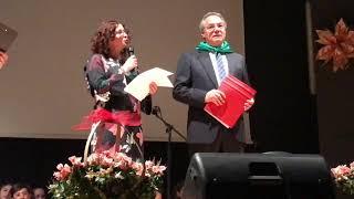 """Il Calcit e la """"Vittorio Emanuele III"""" uniti in sodalizio, inaugurato il """"Giardino dei ricordi"""""""