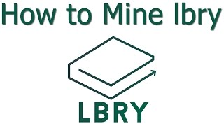How to Mine LBRY coins in Windows with the GPU miner