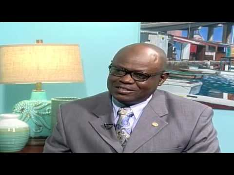 DIR Chief Valuation Officer/Comptroller Roger Forbes on Bahamas At Sunrise