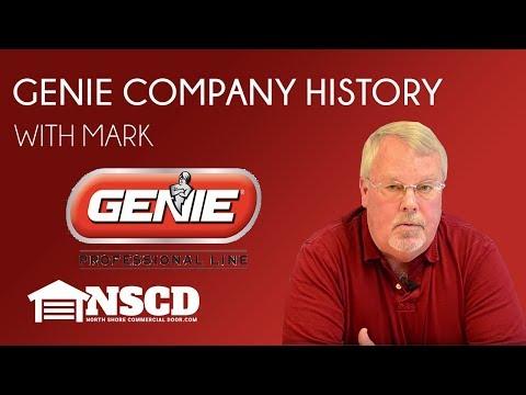 Genie Company History