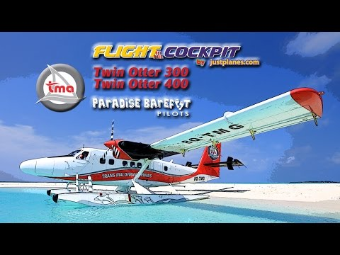 "Trans Maldivian ""Paradise Barefoot Pilots"""