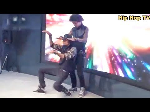 Les Twins  And Fik Shun & Dytto - Best Dance The Of THe World - Freestyle 2 - Streestyle- Festival
