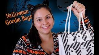Halloween Goodie Bags || Spooktacular Collab 2018