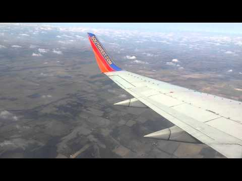 Southwest landing in Dayton ohio
