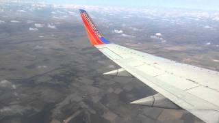 Southwest landing in Dayton ohio