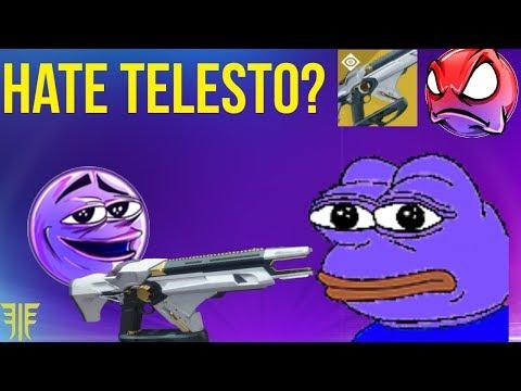 Hate Telesto? You'll LOVE this (Comp Comeback) Destiny 2 Forsaken