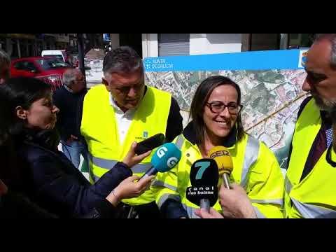 "Ethel Vázquez pide a Lores que ""arranxe"" a rede de saneamento de Pontevedra"