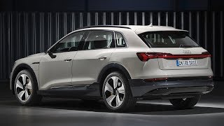 2019 Audi E-Tron - First All-Electric Audi SUV ♥ (2019) Audi E-Tron: The electric SUV waiting for