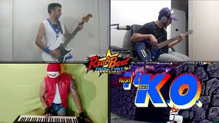 Real Bout Fatal Fury Special -  Kim Theme (Free Play)