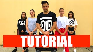 WOW DANCE TUTORIAL - Post Malone | Jayden Rodrigues Dance Choreography