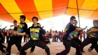 SPIRIT DANCE(CHIKOS)EN LA EPO 11 (TURNO MATUTINO)