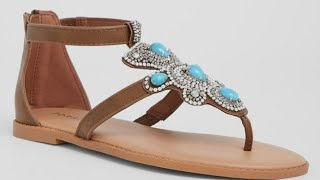 New Women's Sandals and Slipper summer shoes collection 2020 ll ladies shoe collection