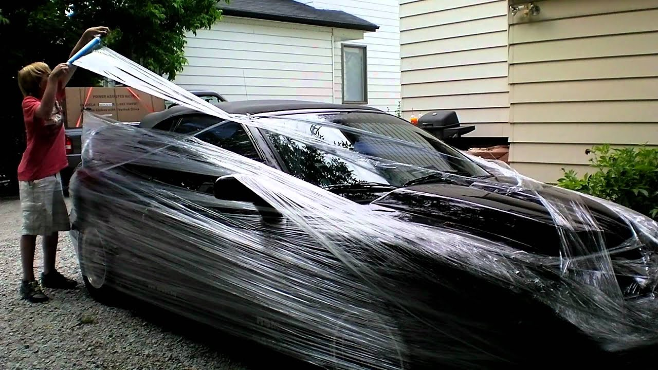 Image result for wrap car prank
