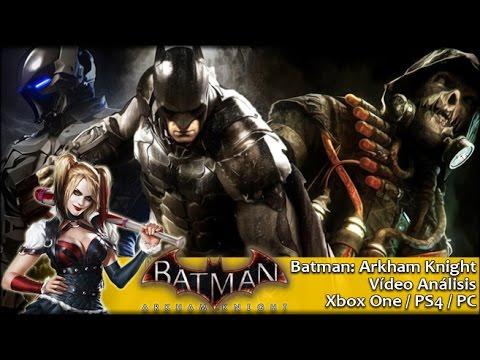 Batman Arkham Knight | Análisis español GameProTV
