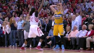 Harden Hits Game-Winning Layup/Makes Defensive Play Of The Game! | March 20, 2017