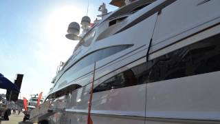 Worth Avenue Yachts Brokerage at The 2013 Palm Beach Boat Show