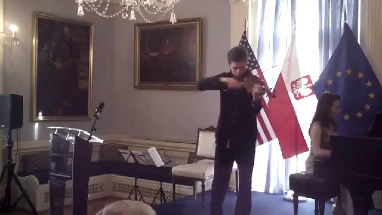 Grand Caprice Fantastique Op. 1 - Henryk Wieniawski