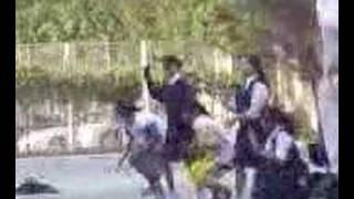 modern dance practice