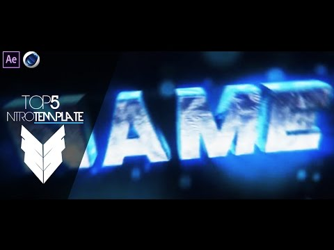 TOP 5 Intro Template #12 Cinema4D,After Effects CS4 + Free Download