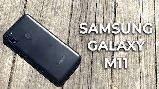 Обзор Samsung Galaxy M11