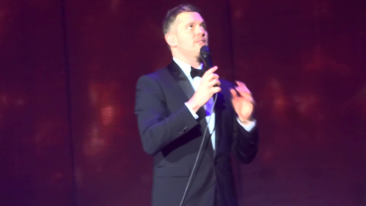 Michael Buble Helsinki