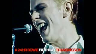 David Bowie • TVC 15 • Live 1976 [Excerpt] • Trailer for TVC 8121