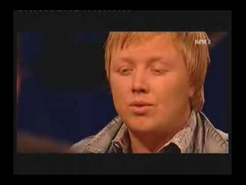 hallelujah  Kurt Nilsen(World Idol) 4 norwegian great singers.