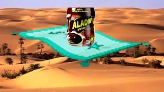 Aladin a la taza