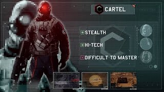 Act of Aggression - Cartel Faction Gameplay Gamescom 2015 Trailer